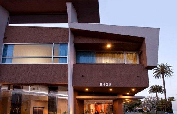 Elan Hotel - Los Angeles, Californie