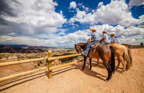 Équitation à Bryce Canyon