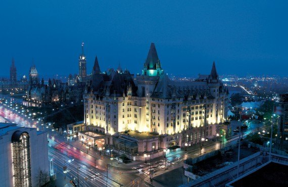 Fairmont Château Laurier Ottawa, ON