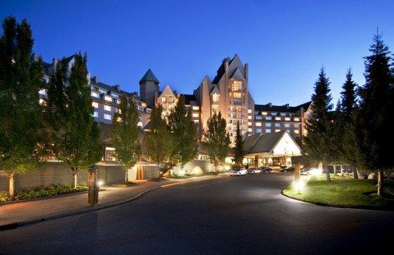Fairmont Chateau Whistler - Whistler, BC