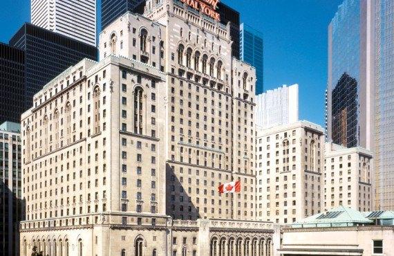 Fairmont Royal York - Toronto, ON