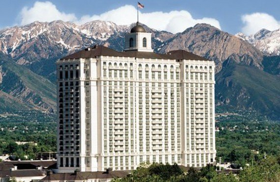 Grand America Hotel - Salt Lake City, Utah