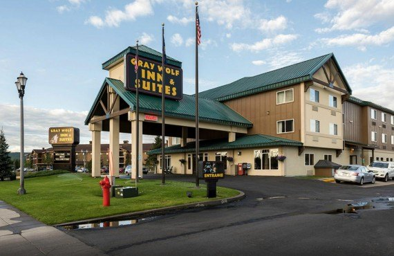 Gray Wolf Inn & Suites, MT