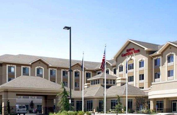 Hilton Garden Inn SLT Downtown - Utha, USA