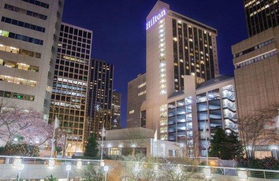 Hilton Seattle - Extérieur