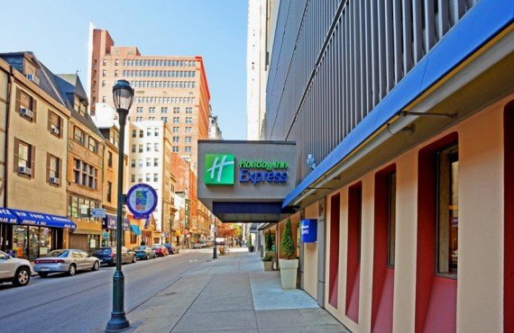Holiday Inn Express Midtown - Philadelphie, PA