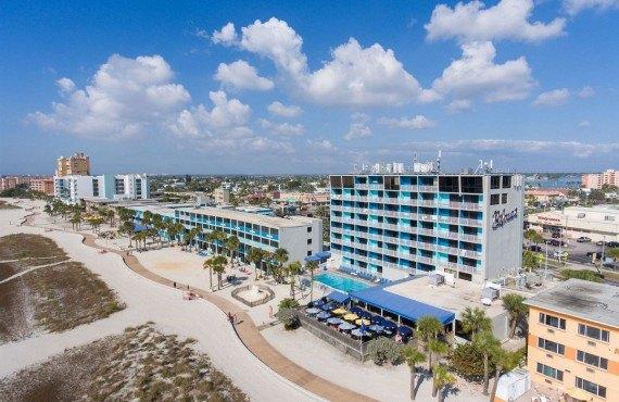 Hôtel Bilmar Beach Resort, Floride