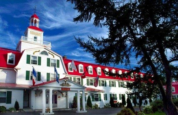 Hôtel Tadoussac - Tadoussac, Qc