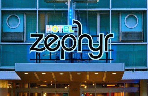 Hôtel Zephyr - San Francisco, CA