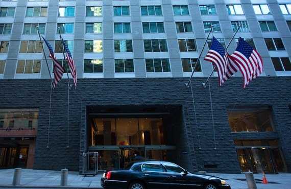 Le Parker Meridien - New York, NY