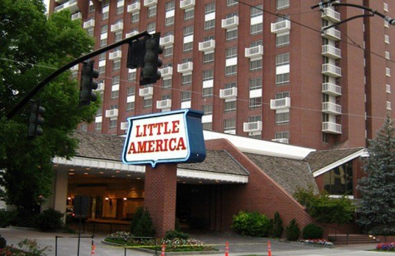Little America Hotel - Salt Lake City, Utah