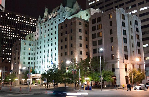 Hôtel Lord Elgin, Ottawa, ON