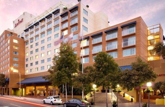 Monterey Marriott, Monterey, CA