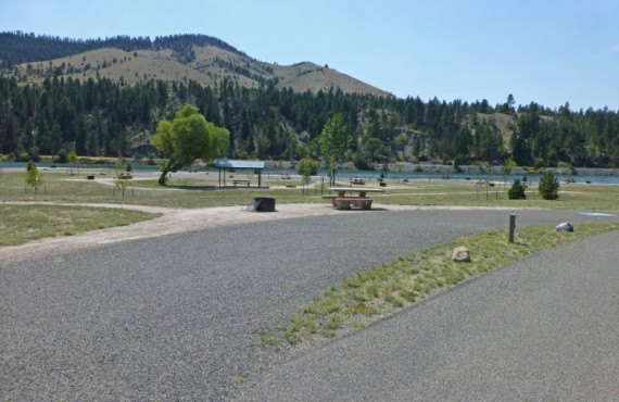 Riverside Campground, Helena, MT