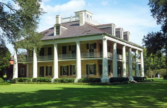 Plantation Houmas House - Darrow, LA