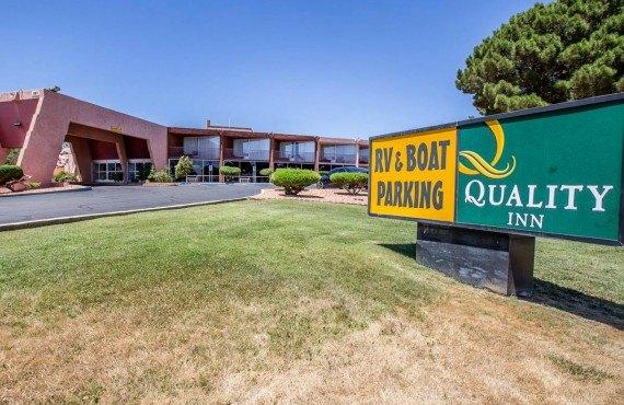 Quality Inn Lake Powell - Page, AZ