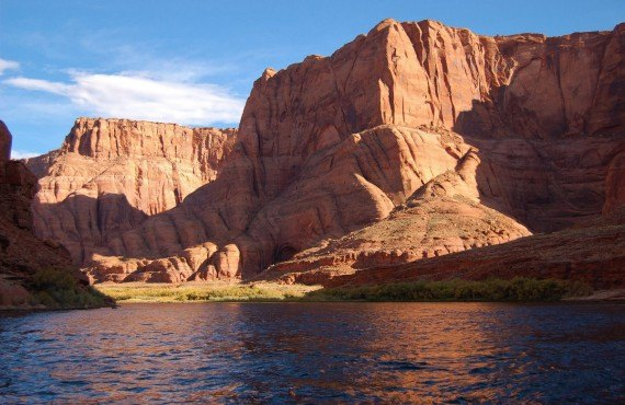 Rafting sur la Colorado River
