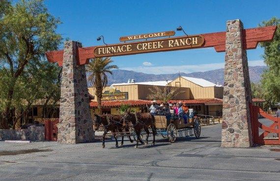 Furnace Creek Ranch, Death Valley, CA