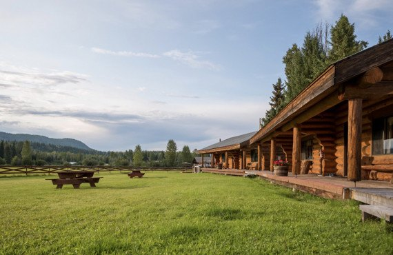 Ranch Wells Gray - Clearwater, BC, Canada