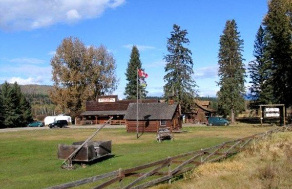 Ranch Wells Gray - Clearwater, BC