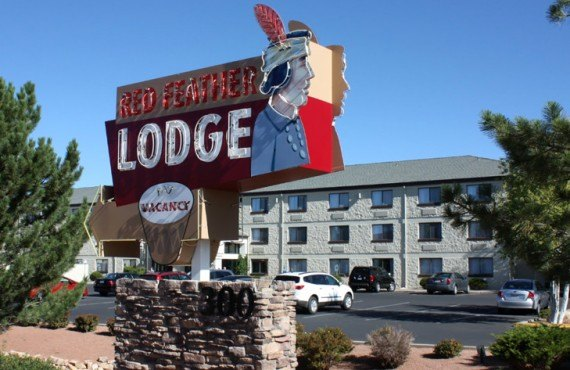 Red Feather Lodge, Arizona