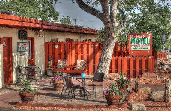 Red Rock Motel, Page, AZ