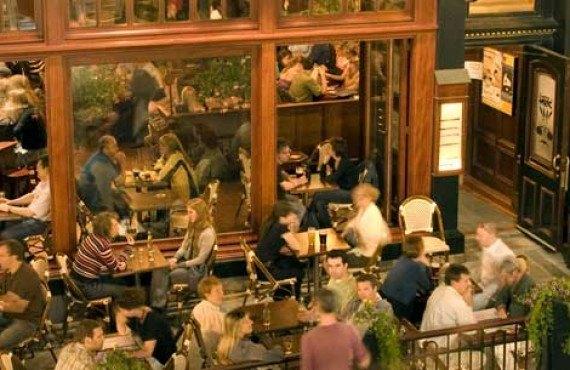 Restaurant Le Saint Amour - Québec