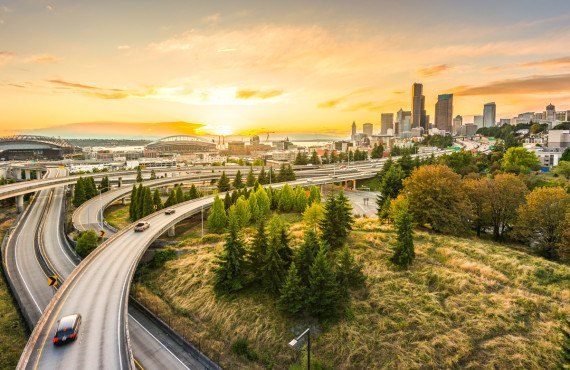 Ville de Seattle, Washington