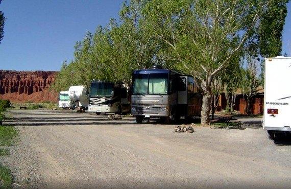 Thousand Lakes RV Park - Torrey, UT