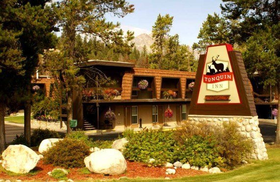 Tonquin Inn - Jasper, AB