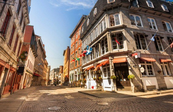 Tour guide du Vieux-Montreal