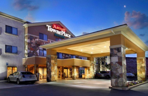 TownePlace-Suites, Zion