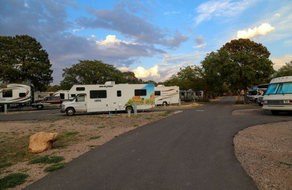 Trailer Village RV Park - Grand Canyon Village, AZ