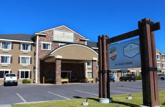 Yellowstone Park Hotel, MT