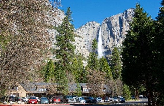 Yosemite Valley Lodge-Extérieur