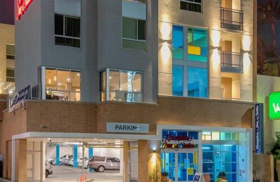 Hampton Inn & Suites Los Angeles, Glendale, CA