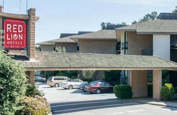 Red Lion Hotel Monterey, CA