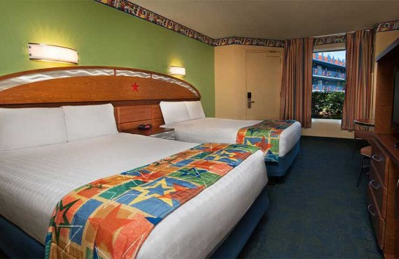 Disney-All-Star-Music-Orlando-Chambre