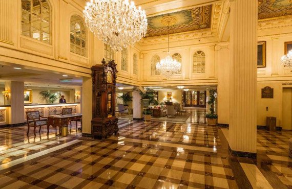 Hotel-Monteleone-Reception