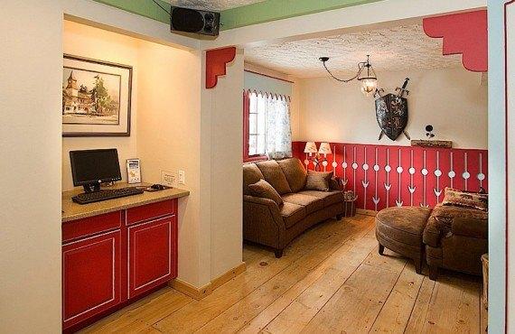 Alpenhof Lodge - Lobby