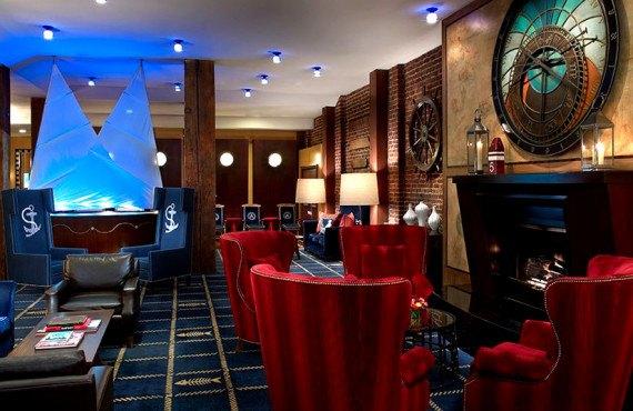 Argonaut Hotel - Lobby