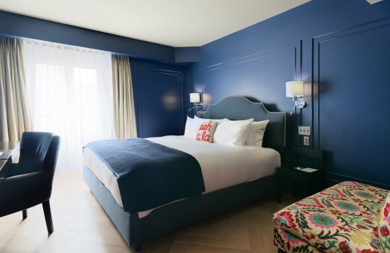 Chambre confort 1 lit