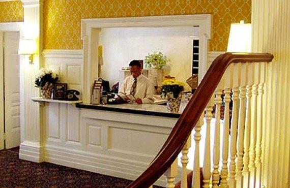 Beresford Hotel - Réception