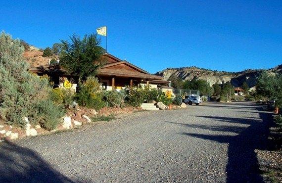 Camping Bryce Valley Koa - Accueil