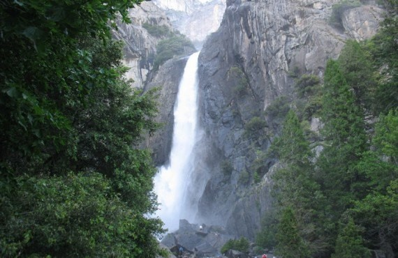 Camping du parc Yosemite