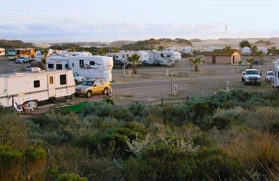 Camping Pacific Dunes