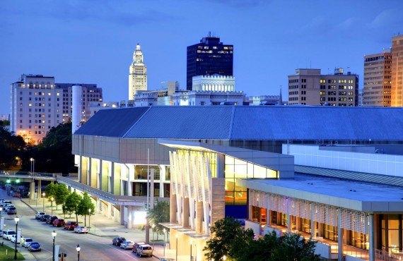 Centre-ville de Bâton Rouge