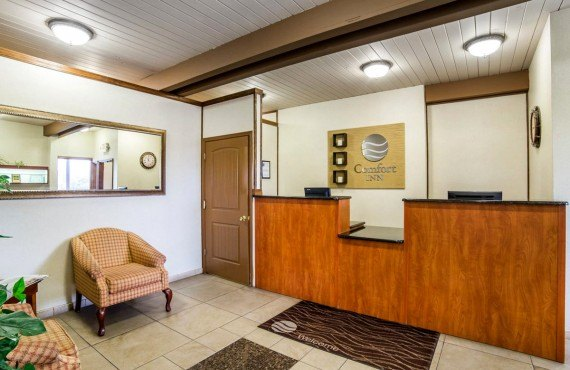Comfort Inn Big Sky - Lobby