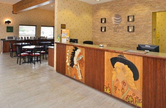 Comfort Inn Cody - Réception