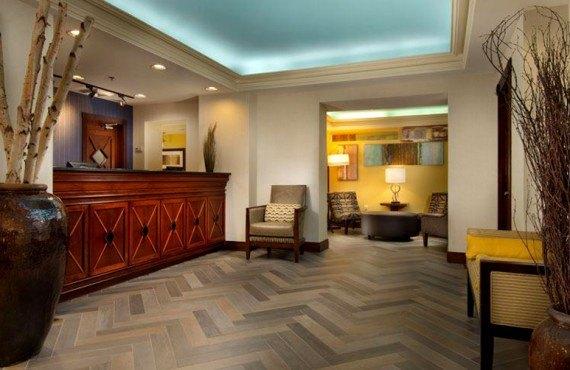 Comfort Inn Downtown - Réception